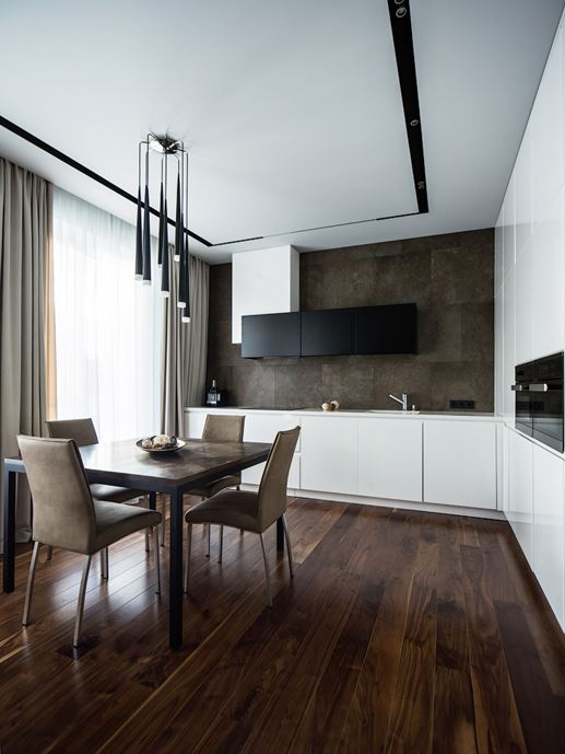 Wood theme apartment in St. Petersburg by Pavel Isaev-03