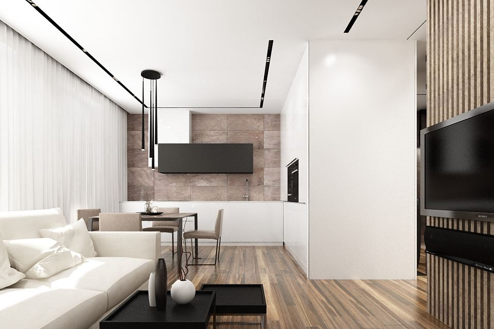 Wood theme apartment in St. Petersburg by Pavel Isaev-19