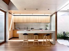 2016 Beach Avenue by Schulberg Demkiw Architects