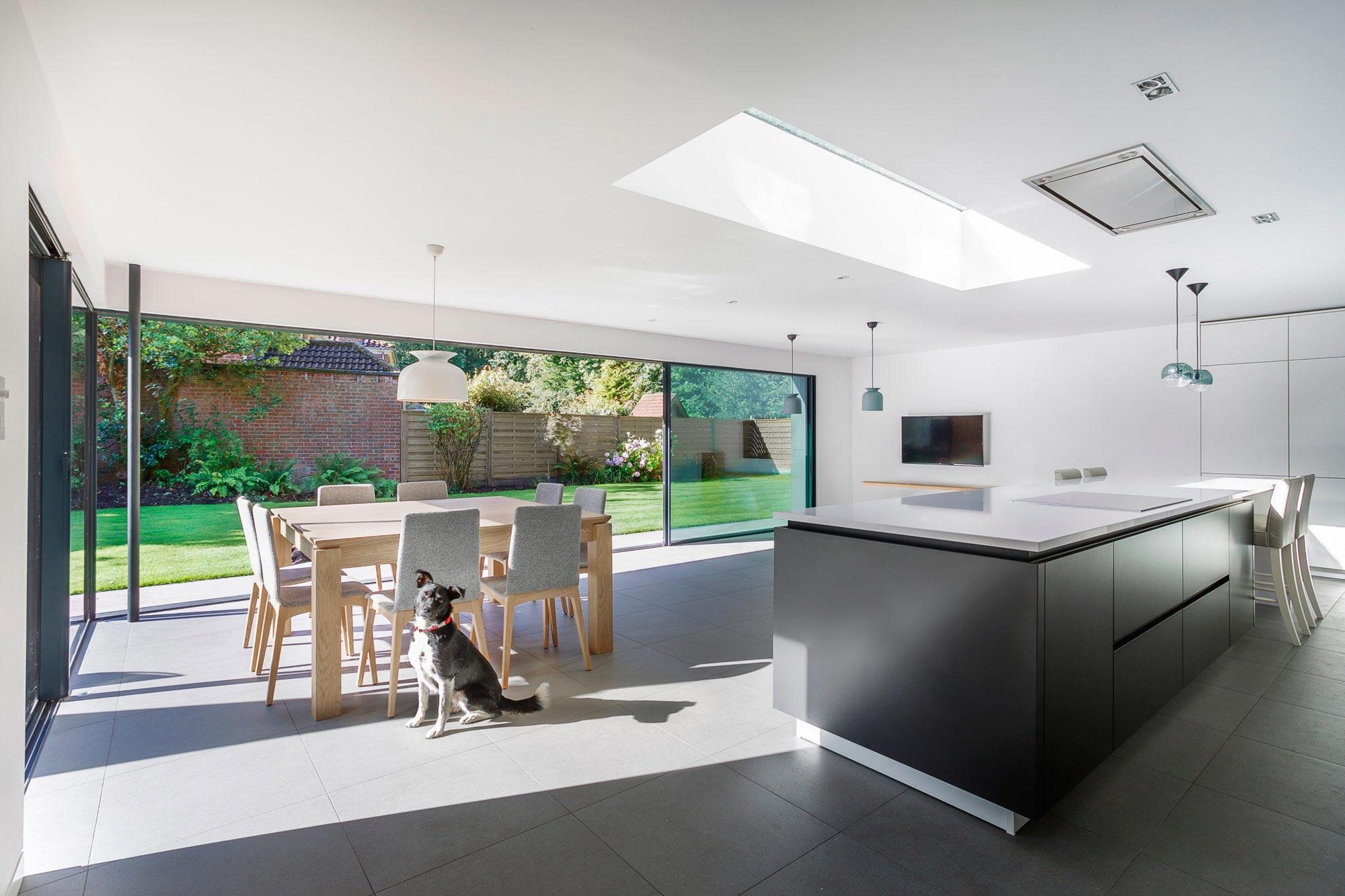 Bedroom Richmond Home By AR Design Studio Architects - Home design studio