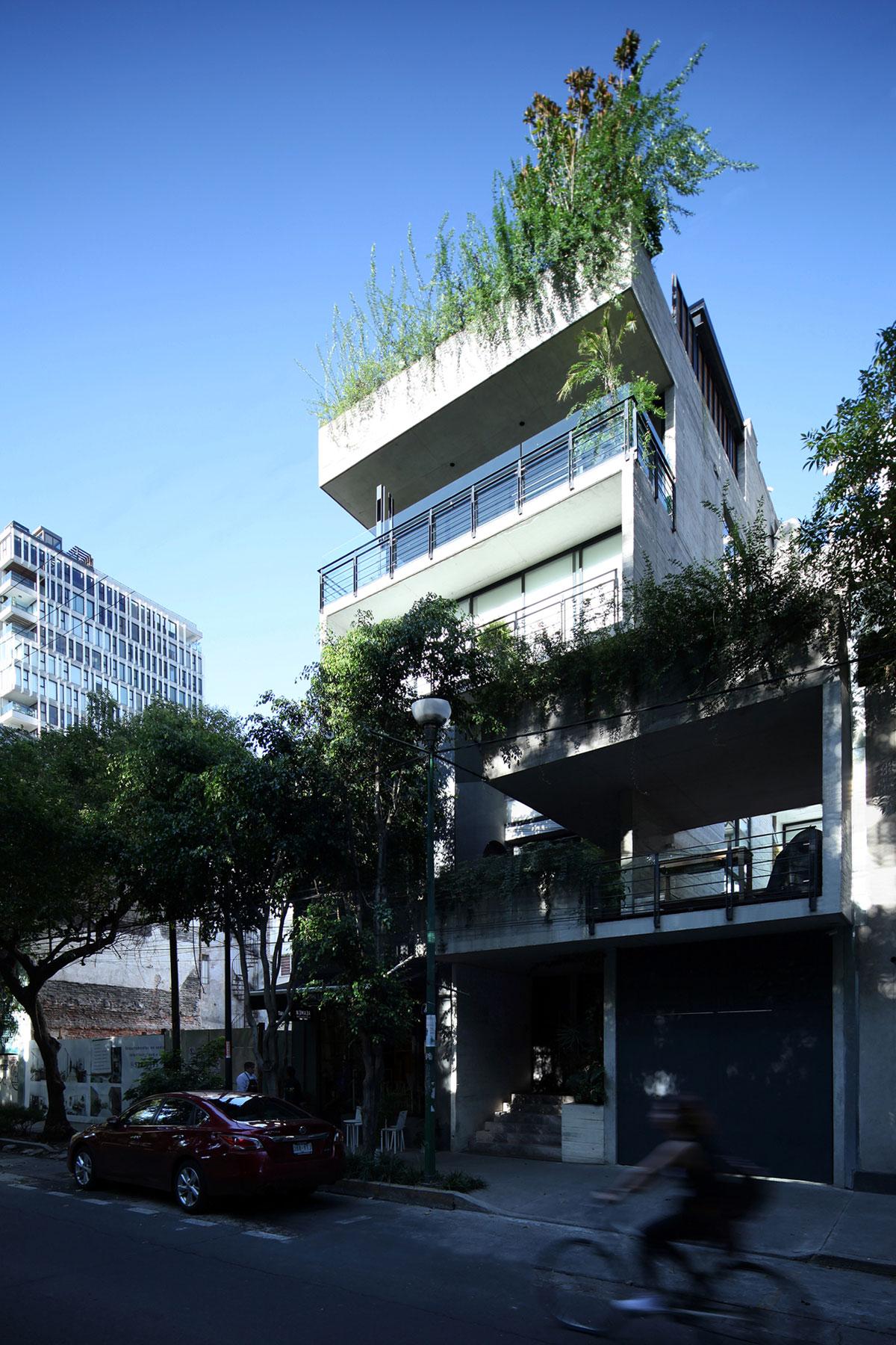 Art Deco Amsterdam Building by Jorge Hernández de la Garza-01