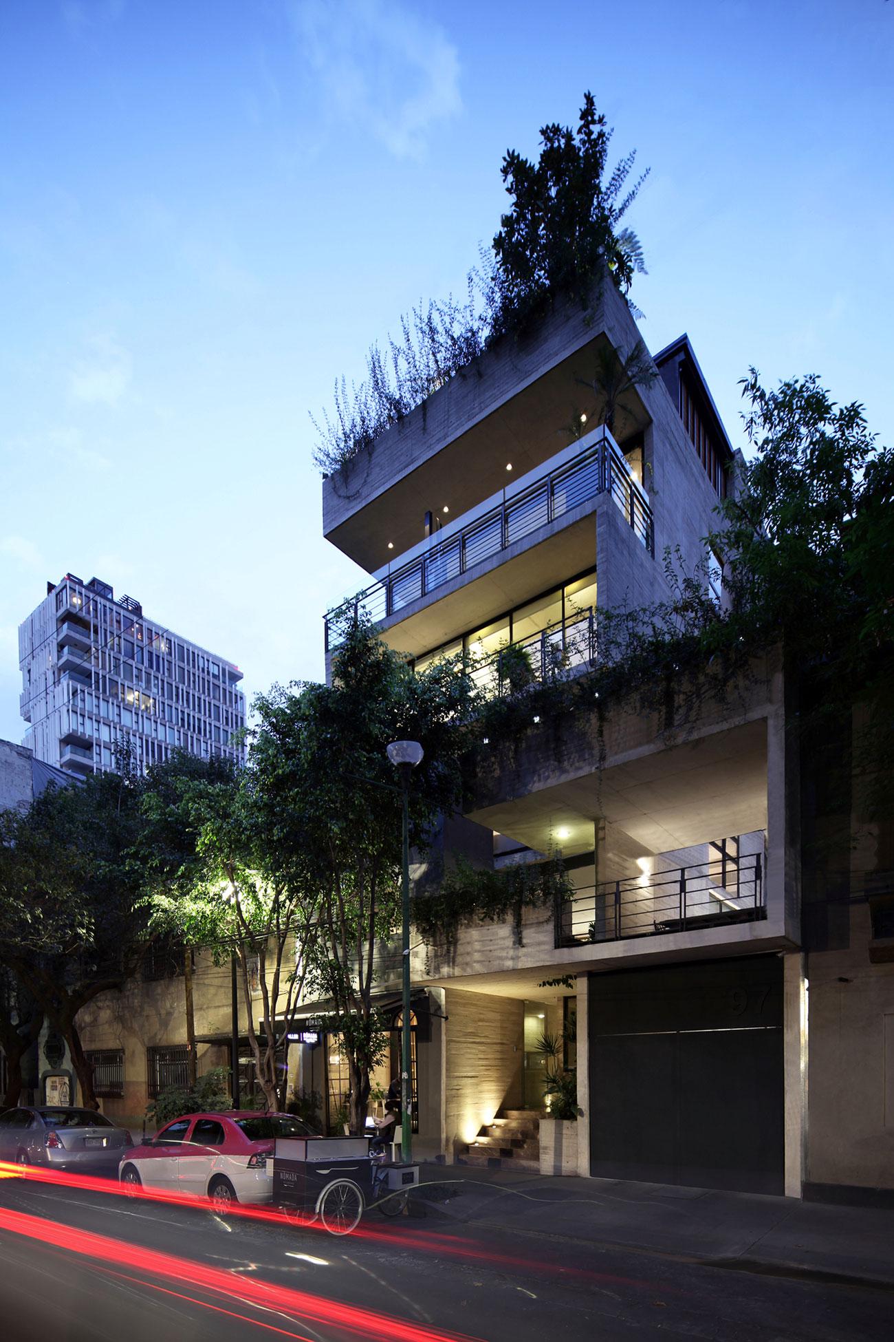 Art Deco Amsterdam Building by Jorge Hernández de la Garza-20