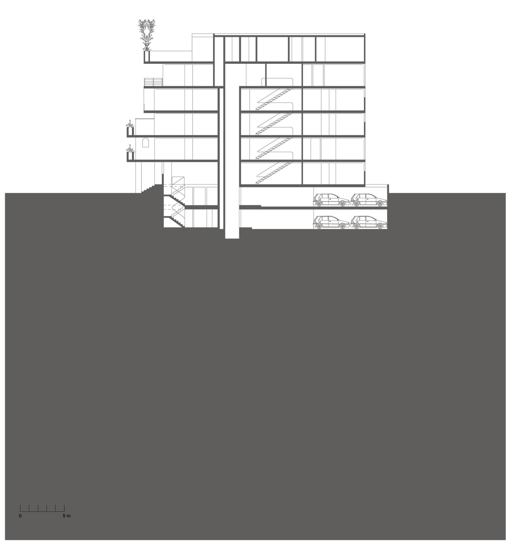 Art Deco Amsterdam Building by Jorge Hernández de la Garza-27