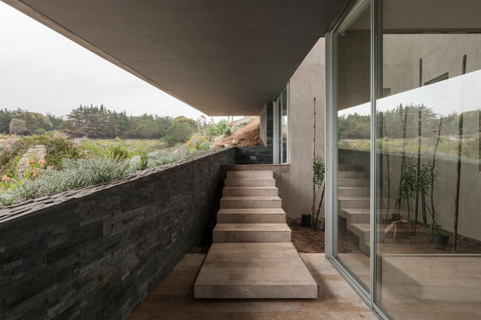 Bahia Azul House by Felipe Assadi & Francisca Pulido-12