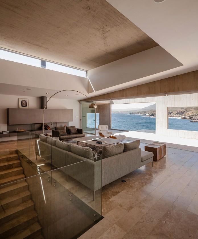Bahia Azul House by Felipe Assadi & Francisca Pulido-16