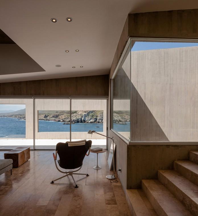 Bahia Azul House by Felipe Assadi & Francisca Pulido-18