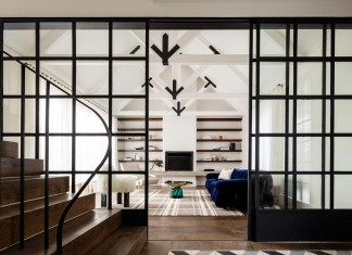 Balancing Home by Luigi Rosselli Architects