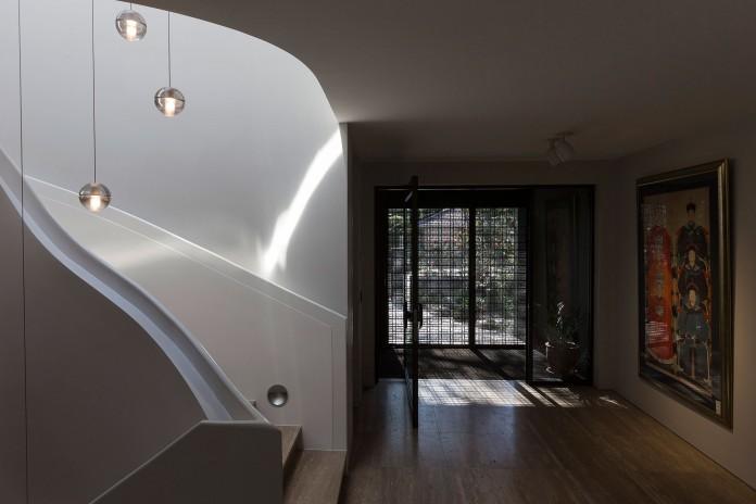 Balmoral house by CO-AP-02