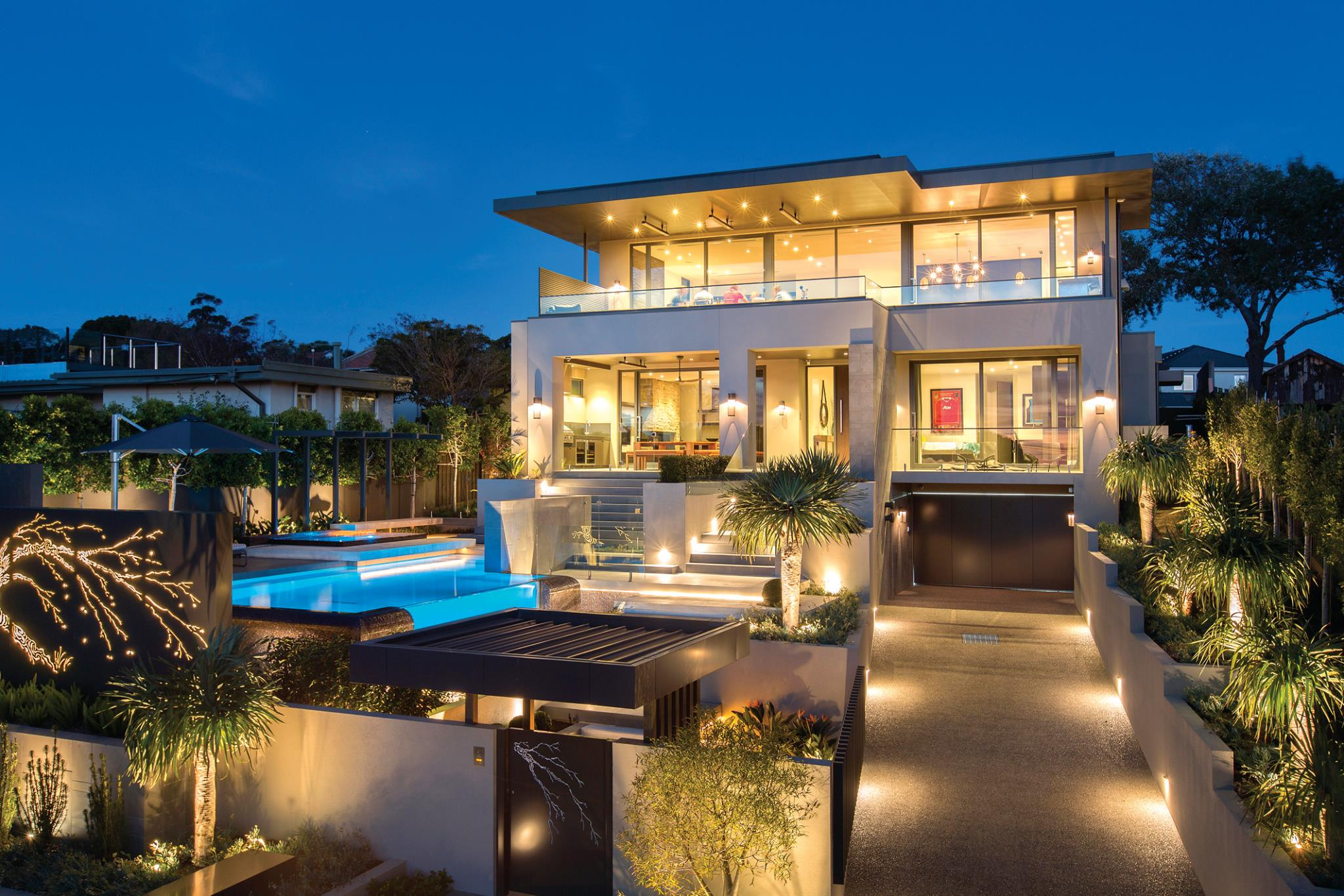 Bayside dream home on Burgess Street by COS Design - CAANdesign