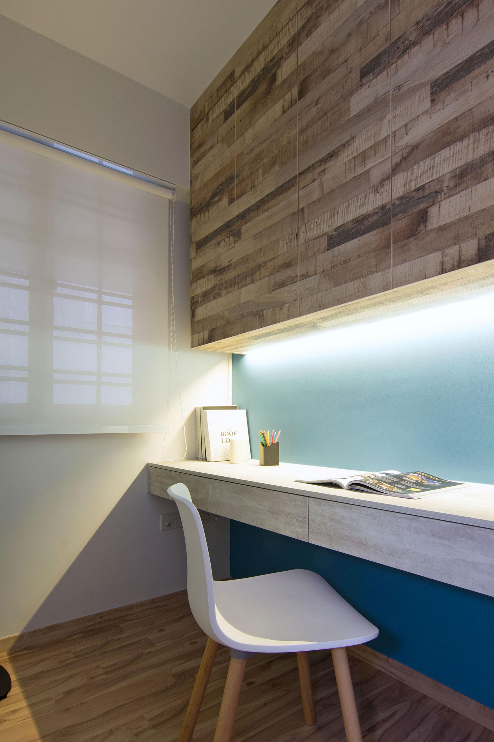 Beach house urban apartment in Singapore by Vievva Designers-15