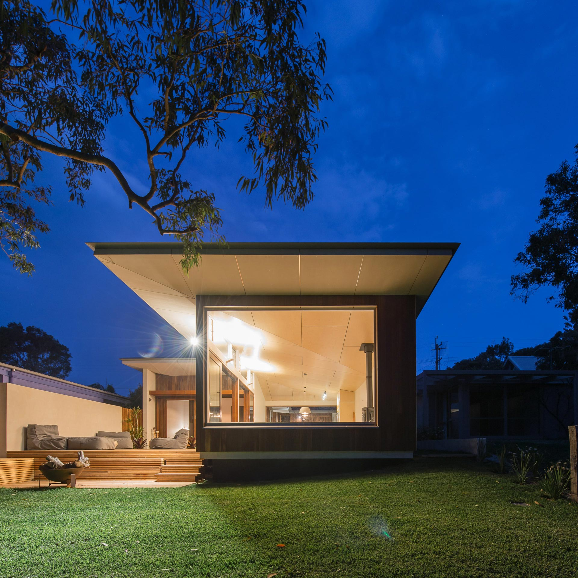 Blueys Beach House 4 By Bourne Blue Architecture