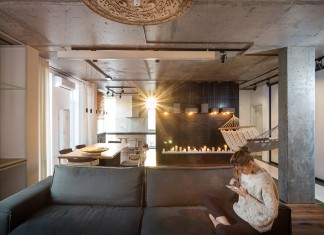 Chic design of True apartment in Kiev by SVOYA studio