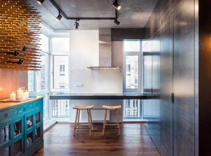 Chic design of True apartment in Kiev by SVOYA studio-10