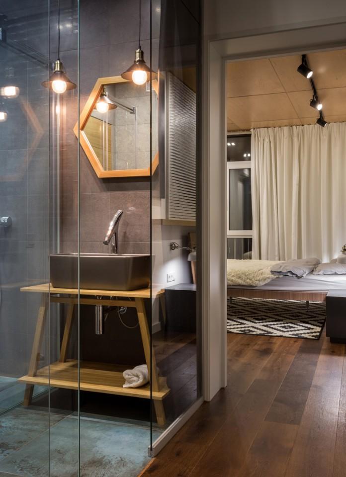 Chic design of True apartment in Kiev by SVOYA studio-15