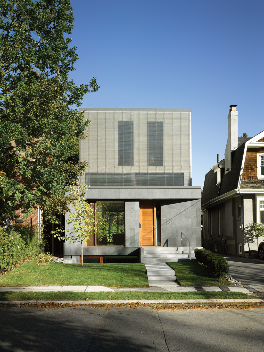 Counterpoint lofty, light-filled home by Paul Raff Studio Architects-03