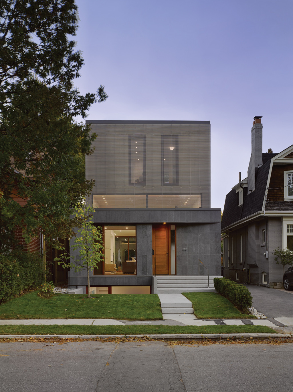 Counterpoint lofty, light-filled home by Paul Raff Studio Architects-04