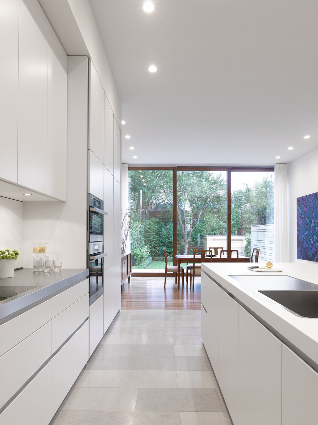 Counterpoint lofty, light-filled home by Paul Raff Studio Architects-07