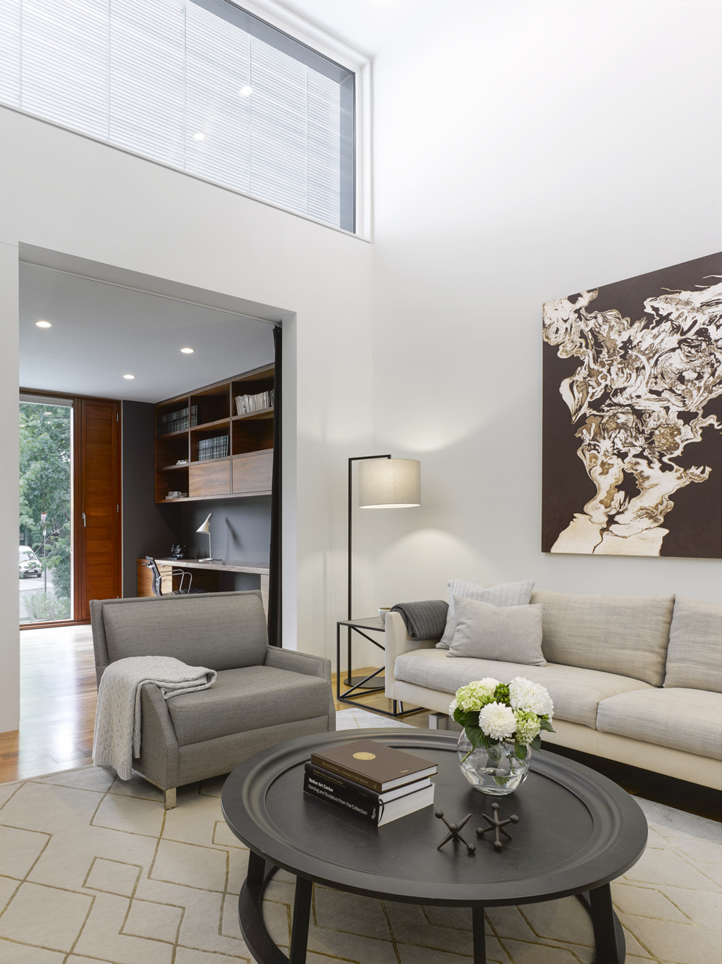 Counterpoint lofty, light-filled home by Paul Raff Studio Architects-15
