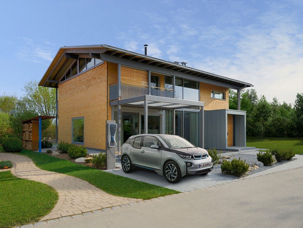 Eco and High-End Technology Alpenchic Home by Bau-Fritz-01