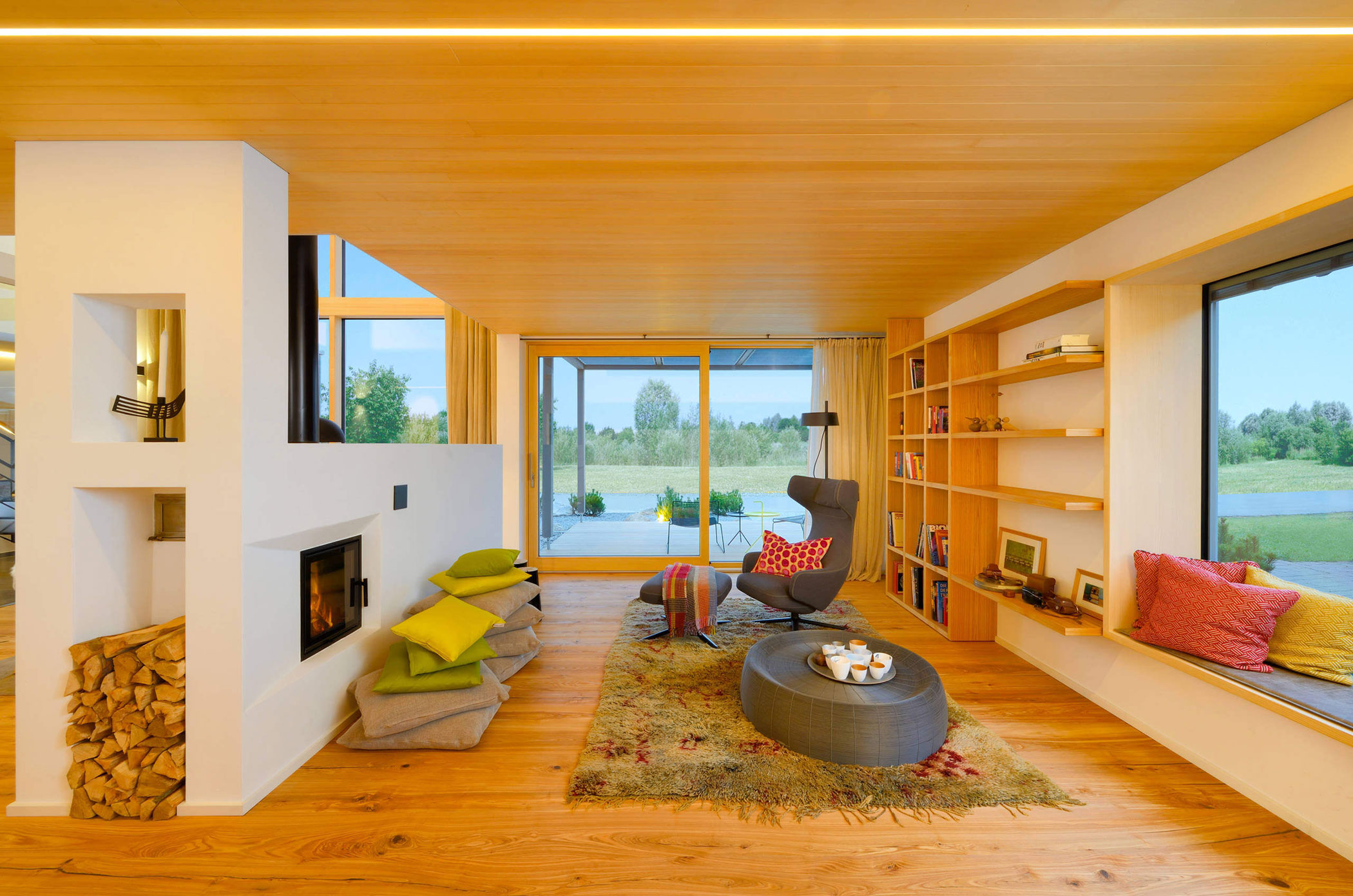 Eco and High-End Technology Alpenchic Home by Bau-Fritz-02