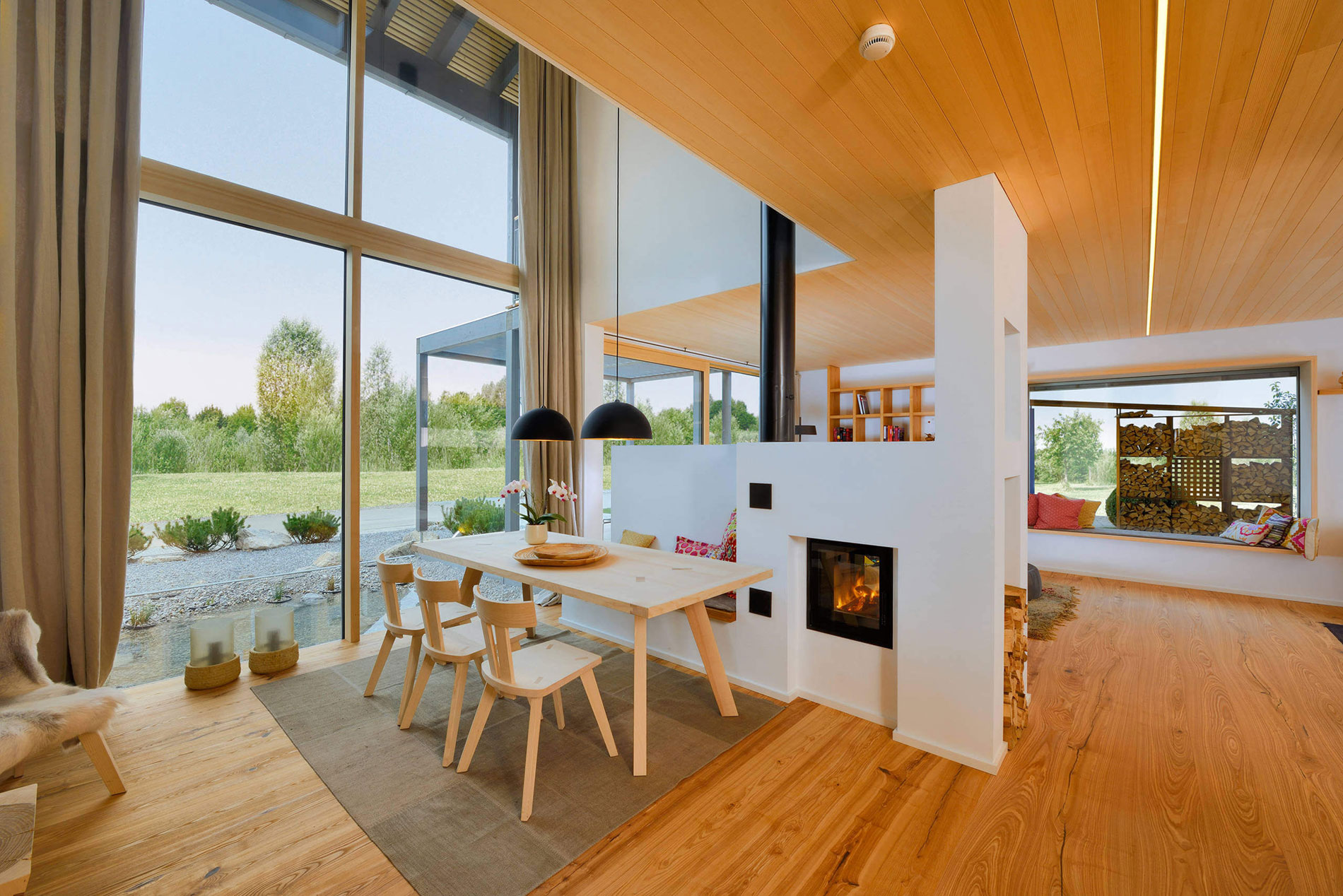 Eco and High-End Technology Alpenchic Home by Bau-Fritz-03
