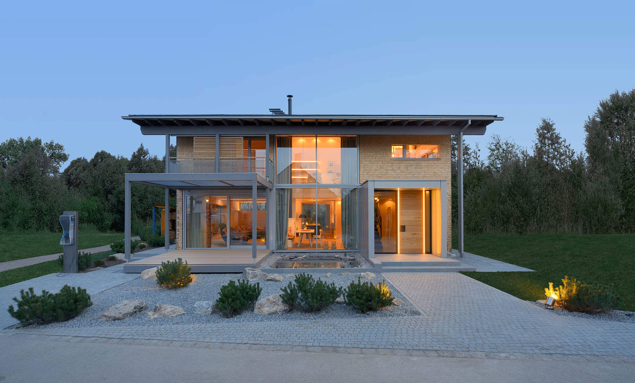 Eco and High-End Technology Alpenchic Home by Bau-Fritz-13