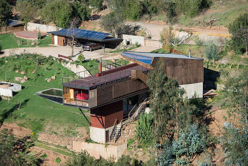 El Maqui Home by GITC arquitectura-11