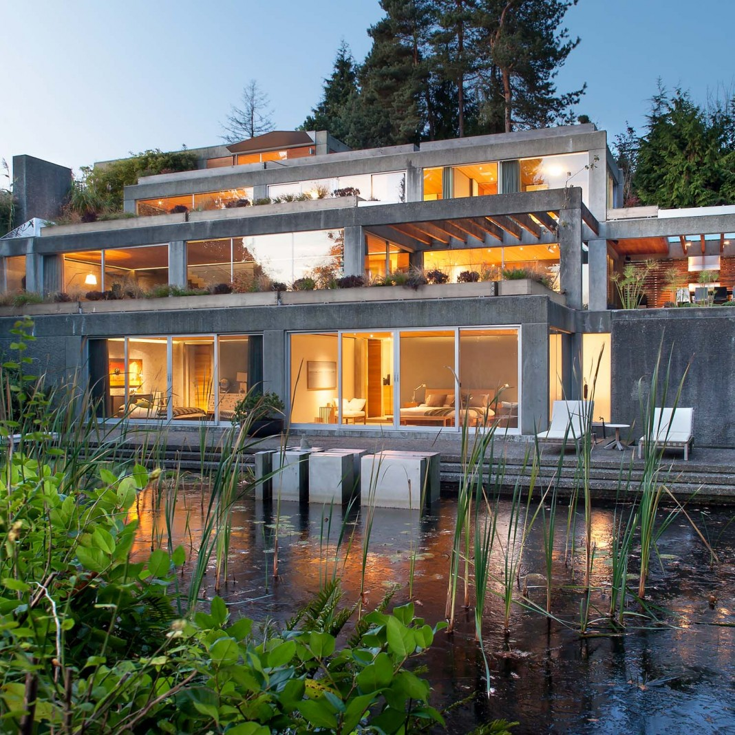 Eppich House Renovation In West Vancouver By Battersby