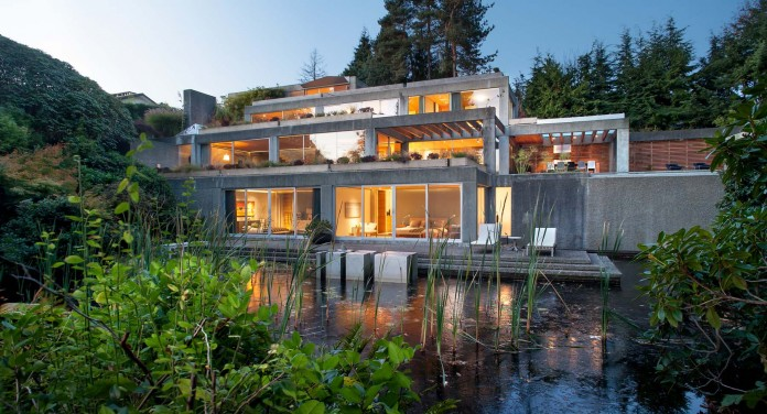 Eppich house renovation in West Vancouver by Battersby Howat Architects-17