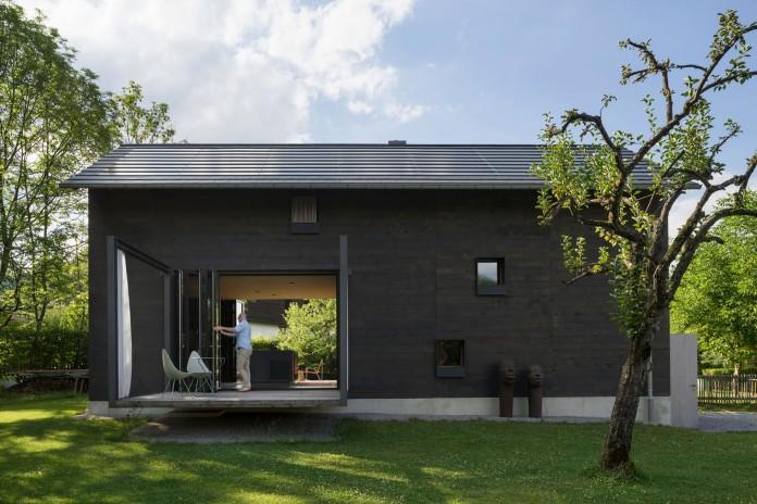 Holzhaus am Auerbach by Arnhard & Eck-01