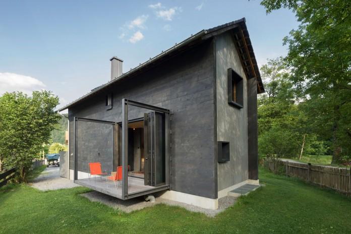 Holzhaus am Auerbach by Arnhard & Eck-02