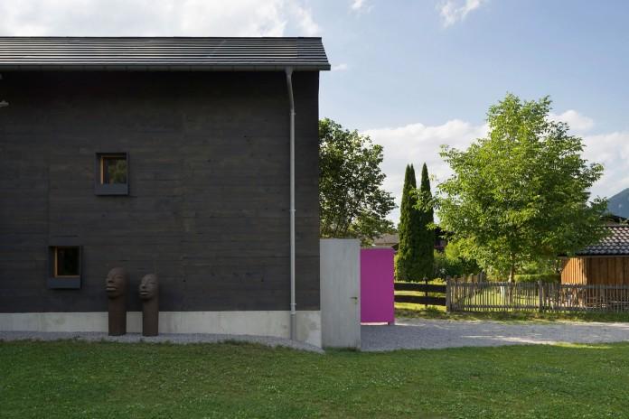 Holzhaus am Auerbach by Arnhard & Eck-04