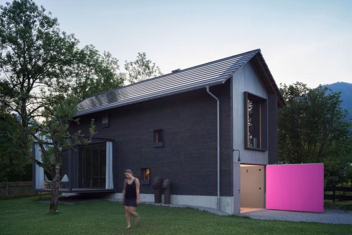 Holzhaus am Auerbach by Arnhard & Eck-05