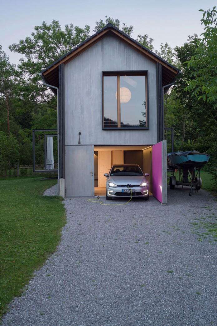 Holzhaus am Auerbach by Arnhard & Eck-06
