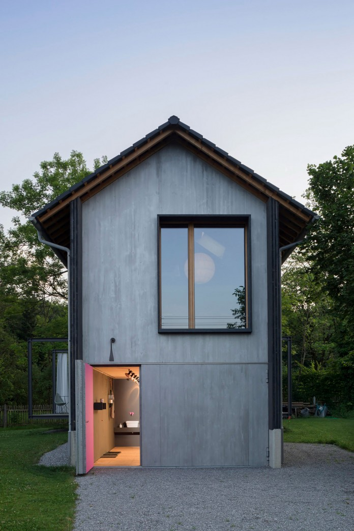 Holzhaus am Auerbach by Arnhard & Eck-07