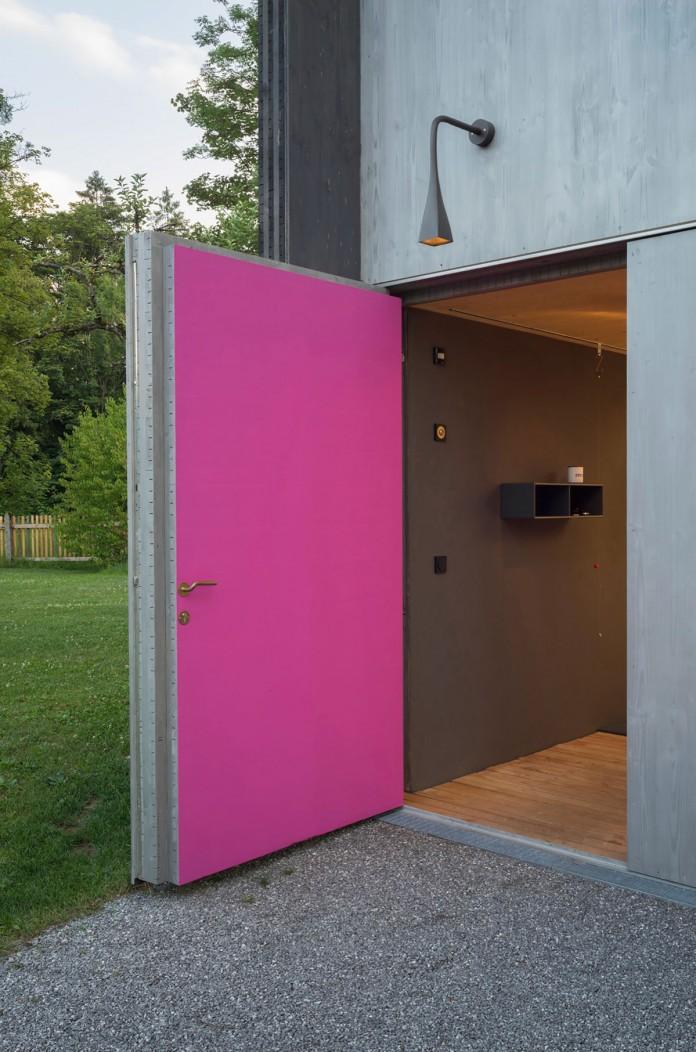 Holzhaus am Auerbach by Arnhard & Eck-08