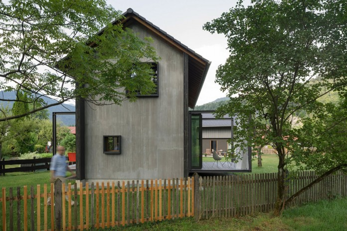 Holzhaus am Auerbach by Arnhard & Eck-09