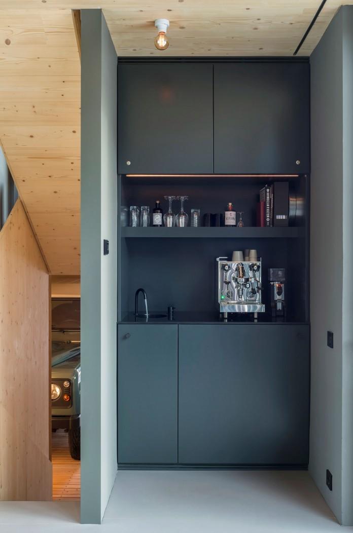 Holzhaus am Auerbach by Arnhard & Eck-11