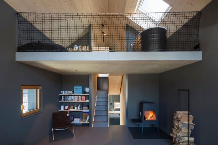 Holzhaus am Auerbach by Arnhard & Eck-17