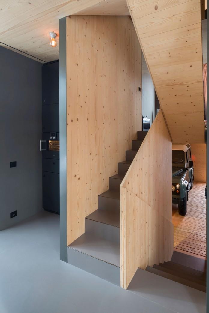 Holzhaus am Auerbach by Arnhard & Eck-18