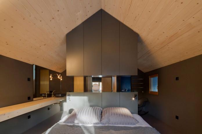 Holzhaus am Auerbach by Arnhard & Eck-21