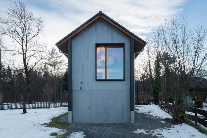 Holzhaus am Auerbach by Arnhard & Eck-26