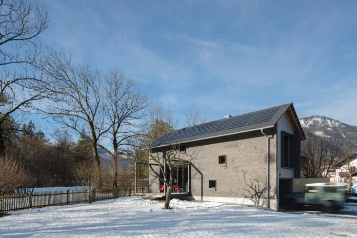 Holzhaus am Auerbach by Arnhard & Eck-28
