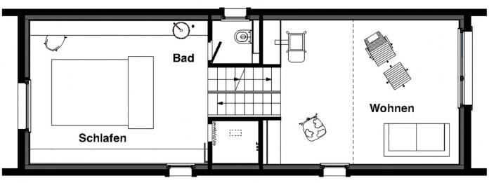 Holzhaus am Auerbach by Arnhard & Eck-30