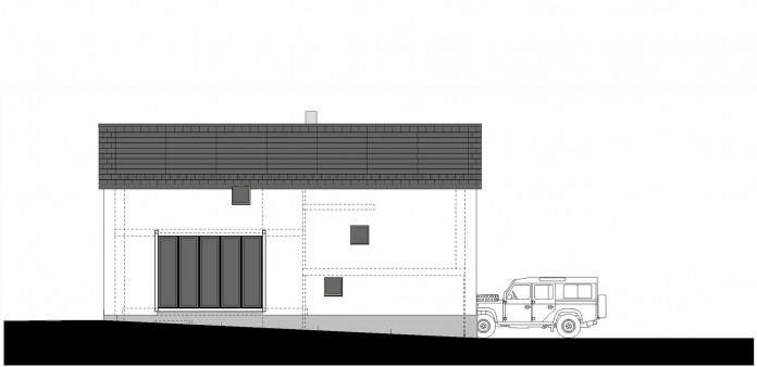 Holzhaus am Auerbach by Arnhard & Eck-31