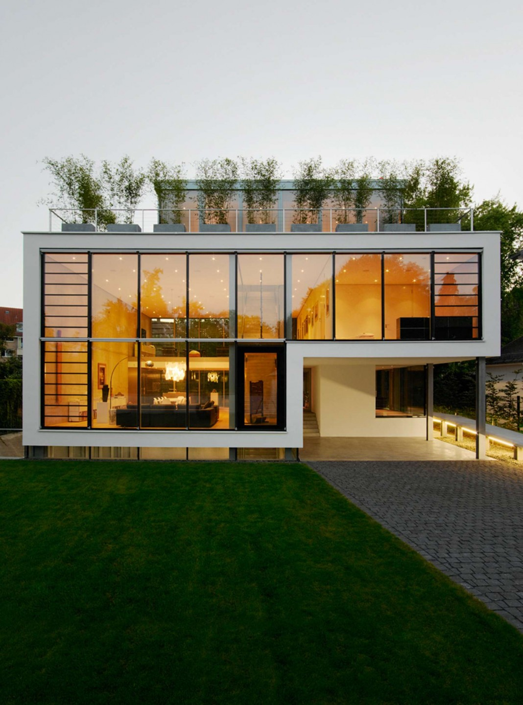 House R by CHRIST.CHRIST. associated architects