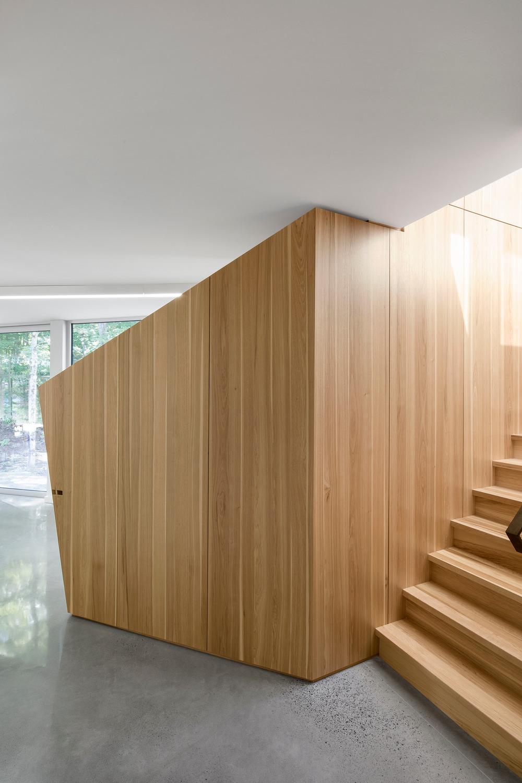 House on Lac Grenier by Paul Bernier Architecte-08