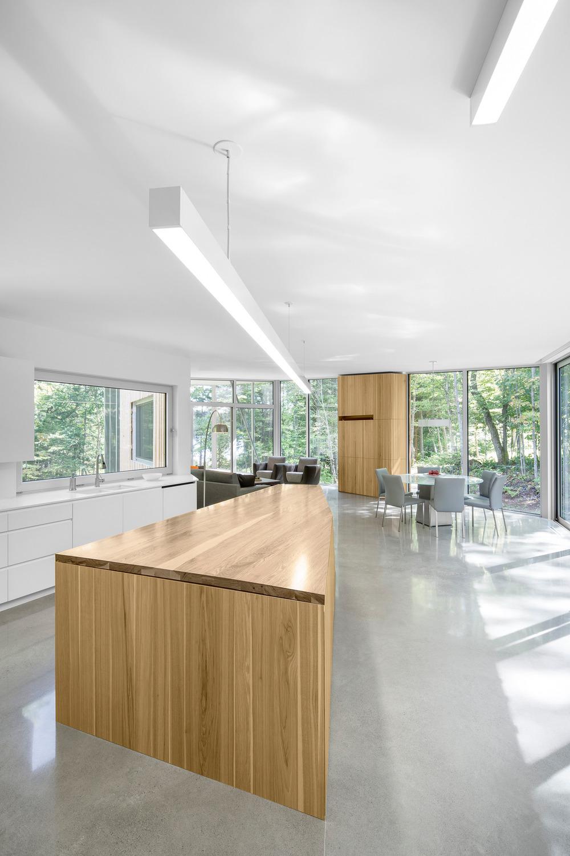 House on Lac Grenier by Paul Bernier Architecte-09