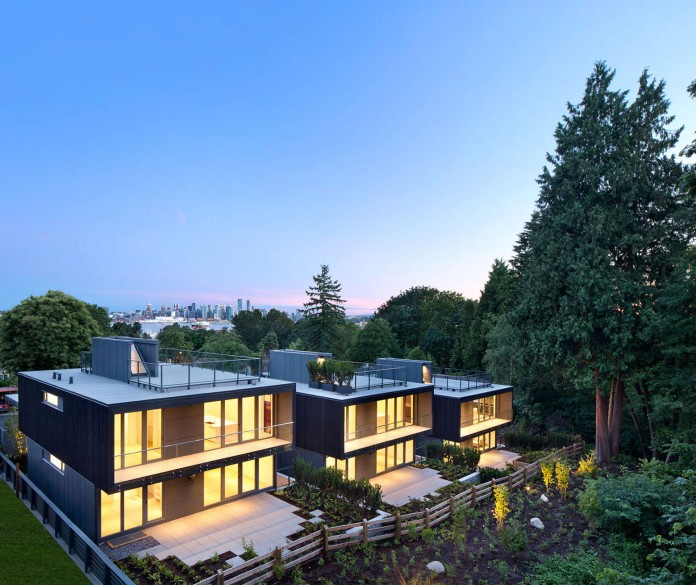 Houses at 1340 by office of mcfarlane biggar architects + designers-14