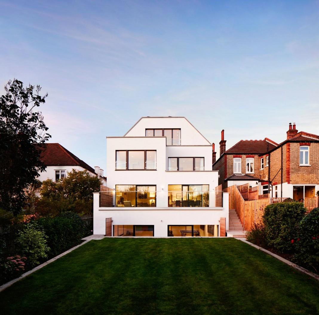 Passive Homes In The Uk By Baufritz: Imagine Home By Baufritz UK - CAANdesign